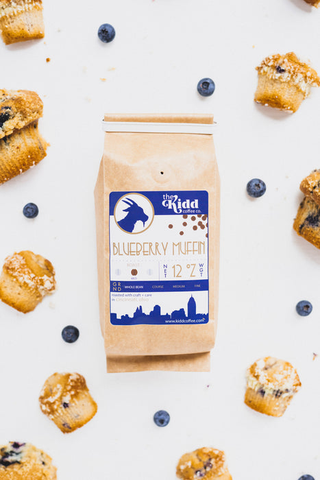 Blueberry Muffin 12 oz Bag