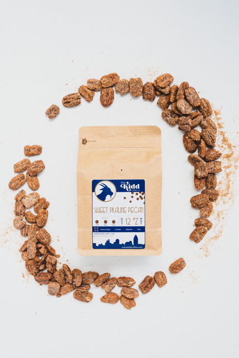 Sweet Praline Pecan 12oz Bag
