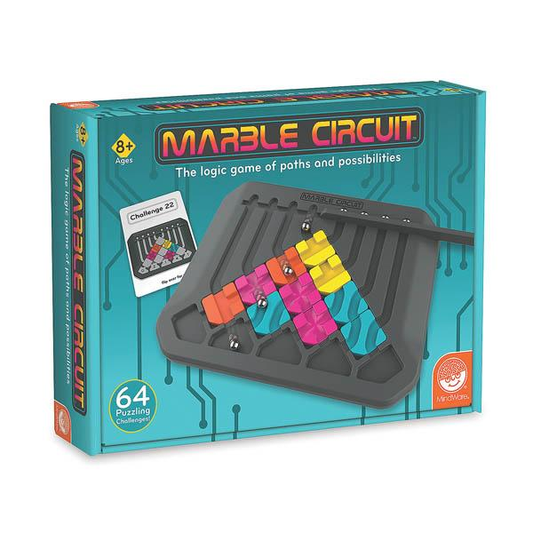 Marble Circuit | Puzzle Game