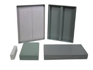 Plastic Slide Case| Holds 50 Slides