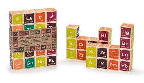 Uncle Goose | Periodic Table Blocks 20