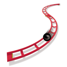 Load image into Gallery viewer, Quercetti | Roller Coaster Mini Rail | Marble Run