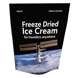 Science & Nature | Freeze Dried Ice Cream Astronaut Snack