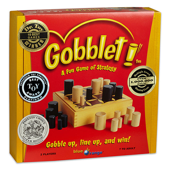 Gobblet! 2 Player Strategy Game