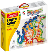 Load image into Gallery viewer, Quercetti | Fanta Color Modular 4