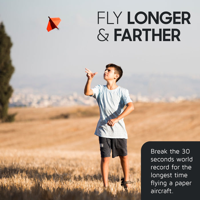 Powerup 2.0 | Electric Paper Airplane | Conversion Kit