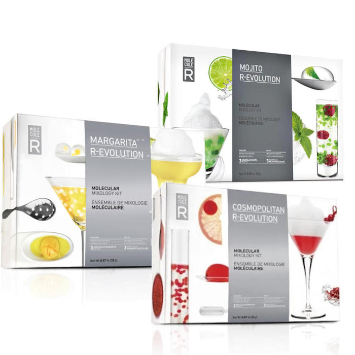 Molecule-R Triple Pack | Drinks Chemistry Kit
