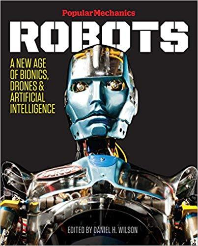 Popular Mechanics Robot Book