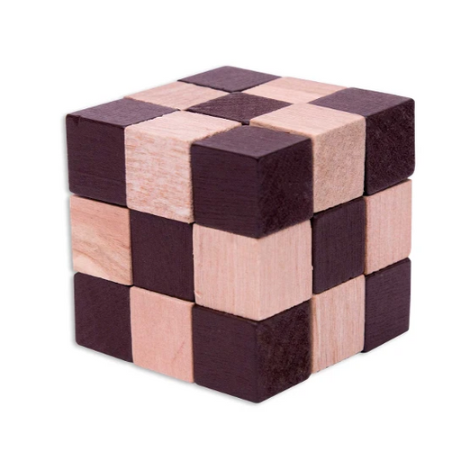 Smart Brain | 3 X Snake Cube Puzzle