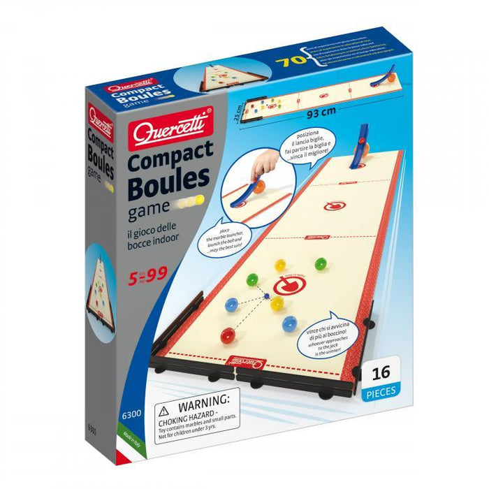 Quercetti | Boules Game Compact