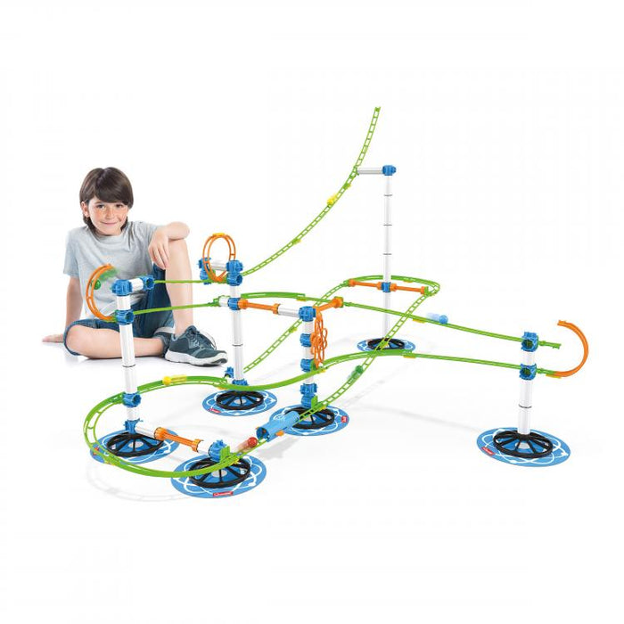 Quercetti | Skyrail Evolution | Marble Run