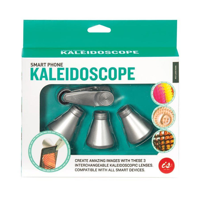 Smart Phone Kaleidoscopes | Set Of 3 Lenses