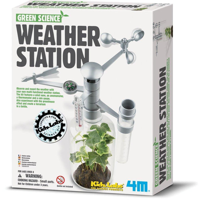4M Green Science | Weather Station Kit