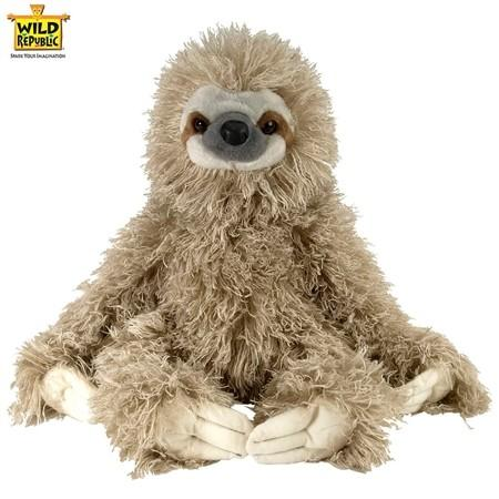 Wild Republic | Cuddlekins Sloth Small