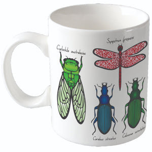 Colour Change Mugs | Entomology Insect