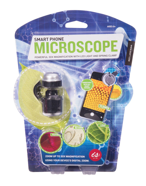 Independence Studios | Smart Phone Microscope