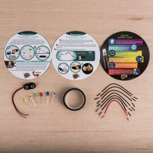 Load image into Gallery viewer, Led Grafitti Kit | Petri Dish Science Diy Lighting Electronics