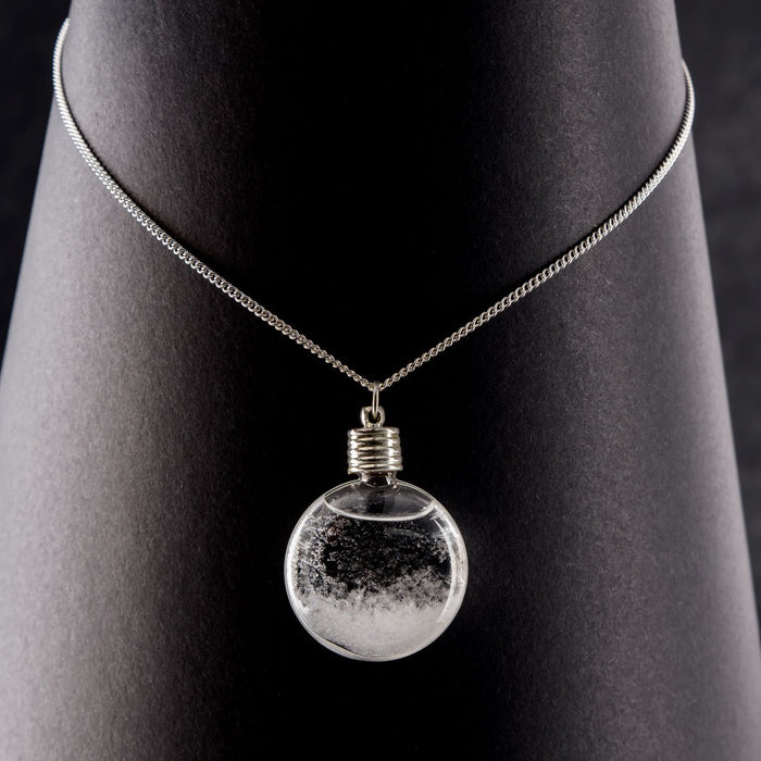 Heebie Jeebies | Fitzroys Storm Glass Necklace