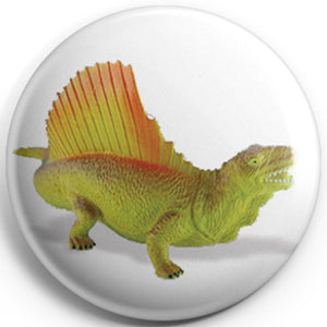 Heebie Jeebies | Dinosaur Design Dino Badges Button