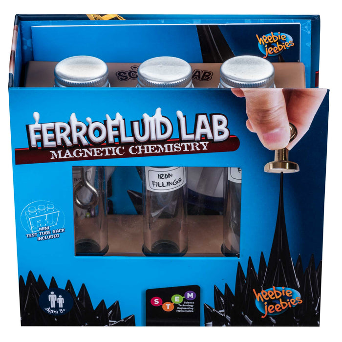 Ferrofluid Lab Magnetic Chemistry Experiment Kit
