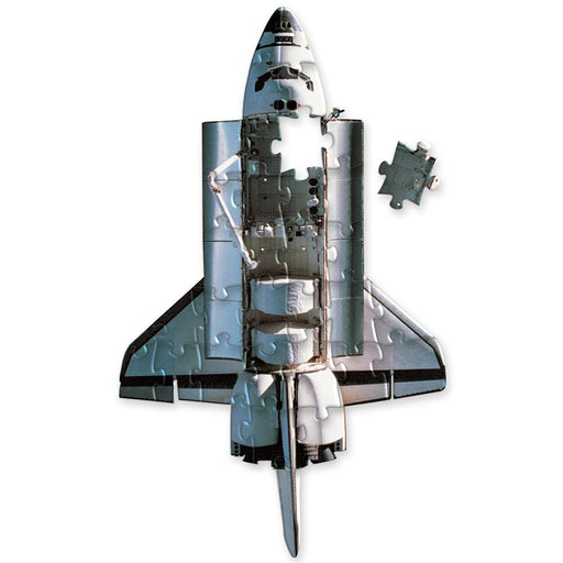 Heebie Jeebies | Space Shuttle Floor Puzzle Jigsaw