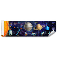 Load image into Gallery viewer, Heebie Jeebies | Space Shuttle Floor Puzzle Jigsaw