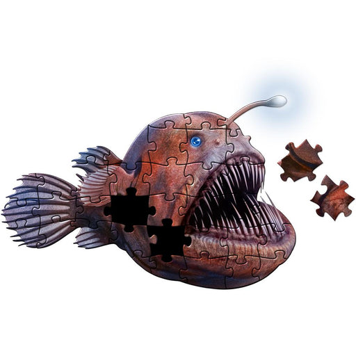 Angler Fish Floor Puzzle | Glow In The Dark Puzzle