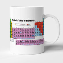Load image into Gallery viewer, Heebie Jeebies | Periodic Table | Mug