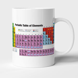 Heebie Jeebies | Periodic Table | Mug