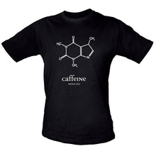 Load image into Gallery viewer, Heebie Jeebies | Caffeine Shirt Molecule