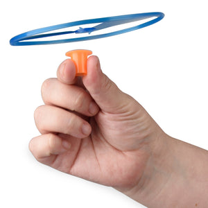Heebie Jeebies | Flying Wing Prop Top Spin And Fly Toy