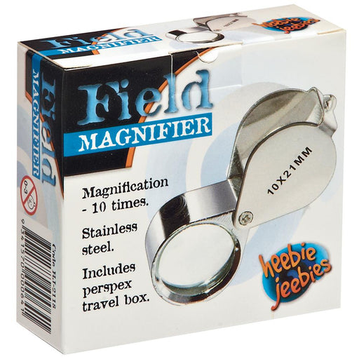 Heebie Jeebies | Field Magnifier Mini Pocket