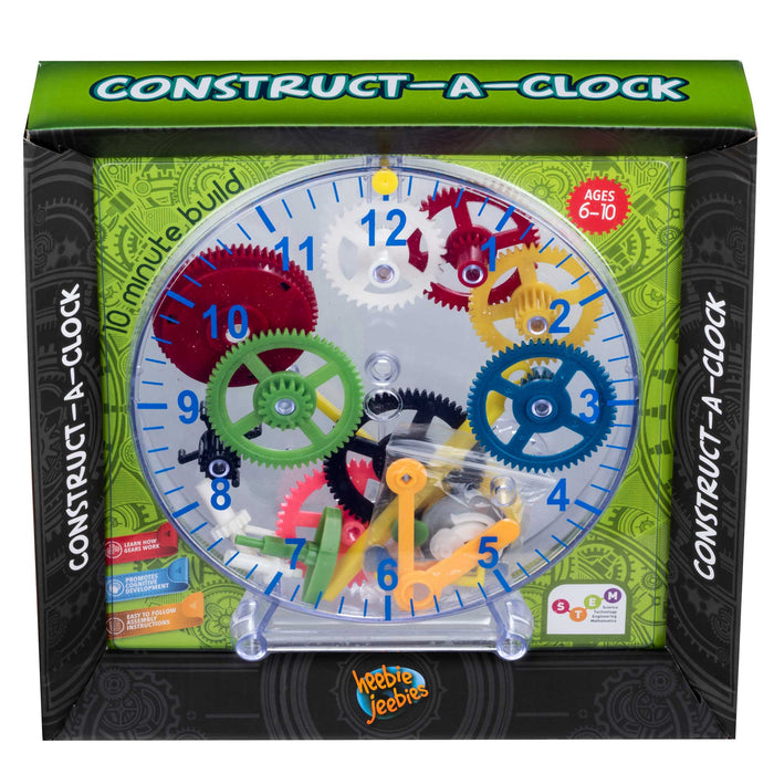 Construct A Clock | Build your own Clock Kit