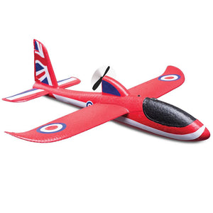 Heebie Jeebies | Red Arrow Powered Foam Plane 35Cm Wingspan
