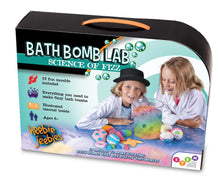 Load image into Gallery viewer, Bath Bomb Lab | DIY Science Kit