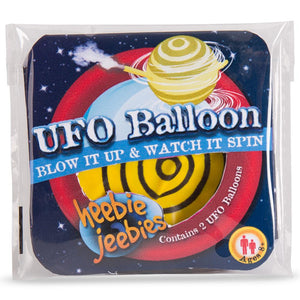 Heebie Jeebies | Ufo Balloon With Noise