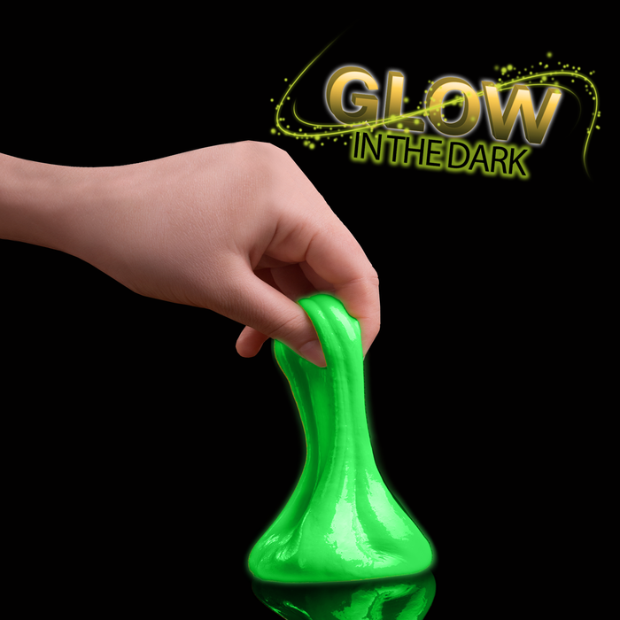 Glow in the Dark Putty Ball