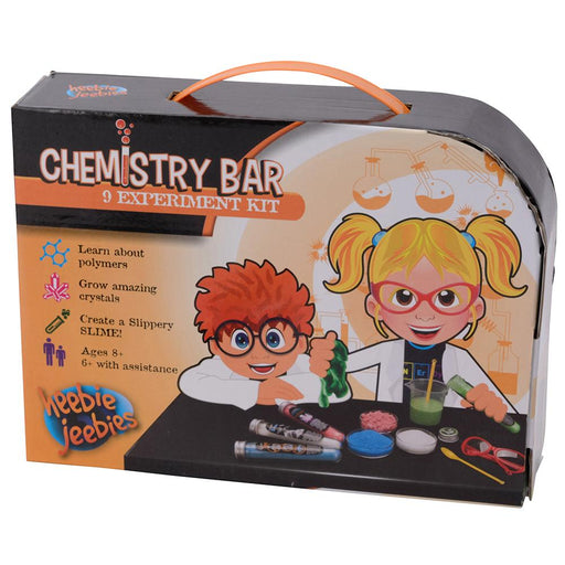 Heebie Jeebies | Chemistry Bar Science Kit