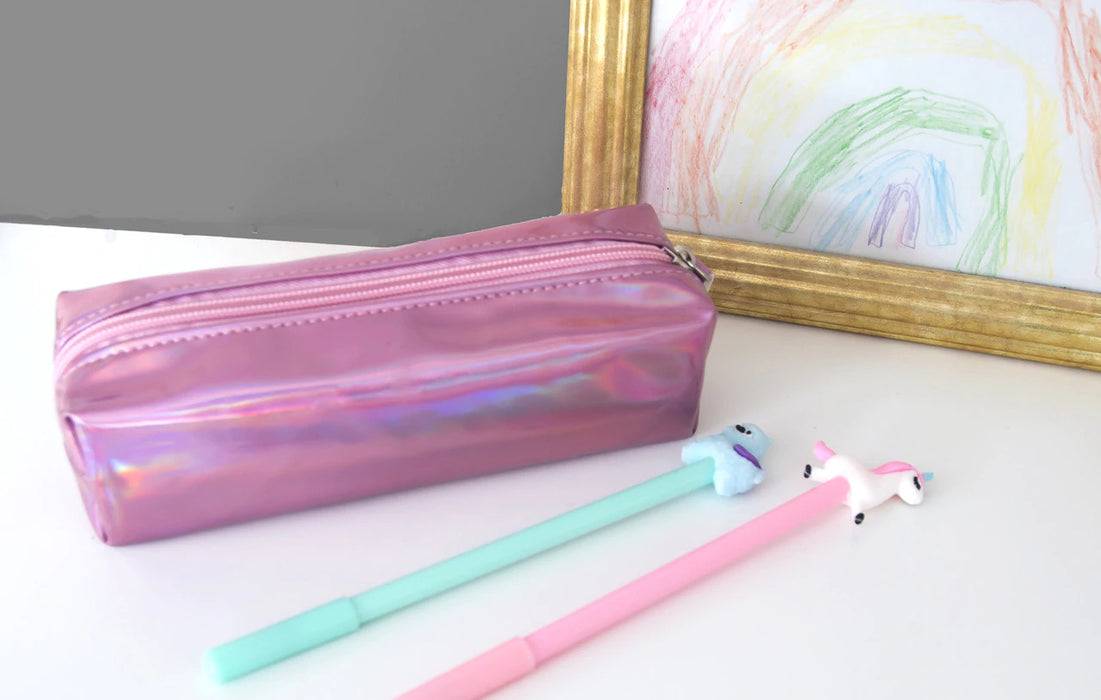 Holographic Novelty Pen Gift Set