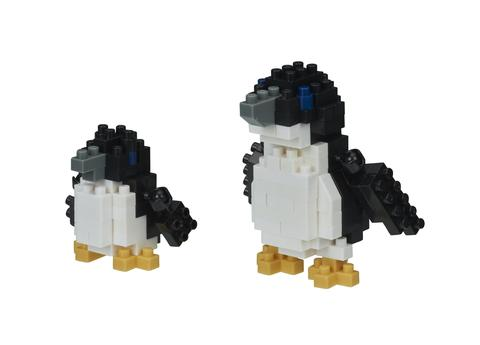 Nanoblocks | Fairy Penguin