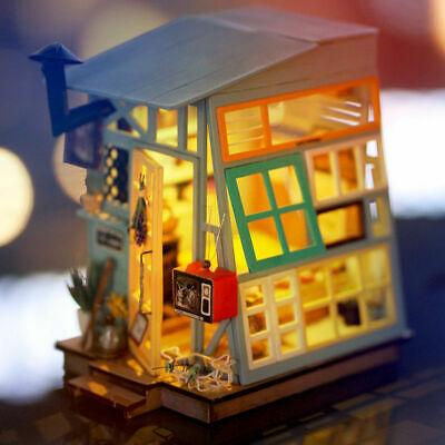 Rolife | Diy Miniature House Wooden Hut Needs Work