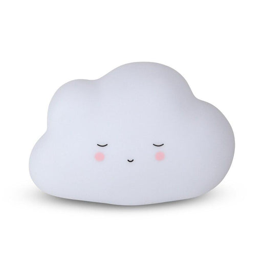 Teeny And Tiny | Little Light Cloud Medium White