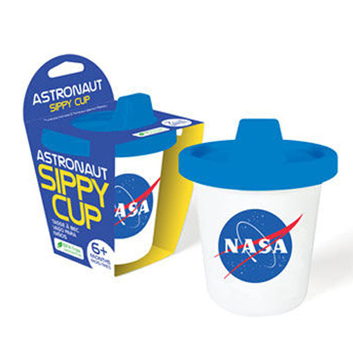 NASA Sippy Cup
