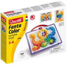 Load image into Gallery viewer, Quercetti | Fanta Color Portable Small 6