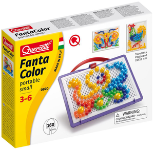 Quercetti | Fanta Color Portable Small 6