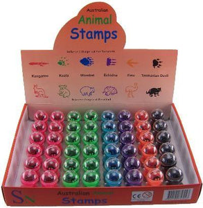 Science & Nature | Animal Stamps Assorted