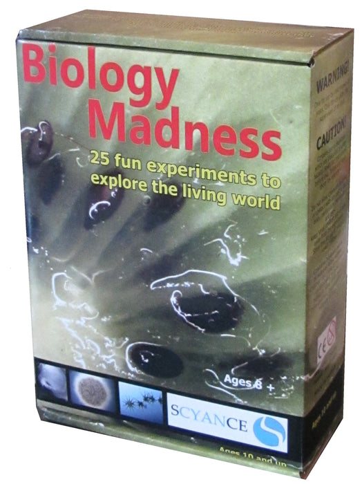 Discover Science | Biology Madness Kit