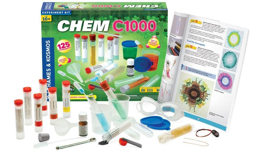 Thames And Kosmos | Chemistry Kit