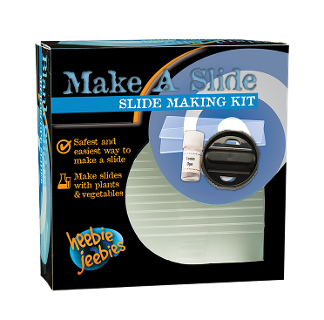 Heebie Jeebies | Make A Slide Kit