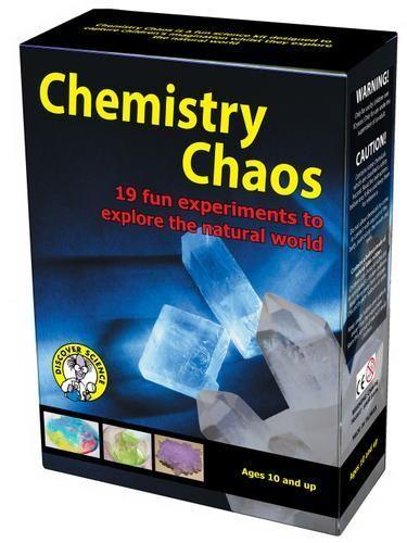 Discover Science | Chemistry Chaos Kit